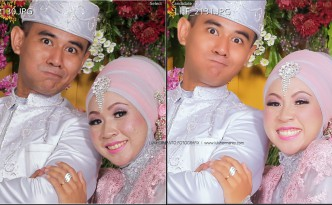 Edit Foto wedding dengan lightroom