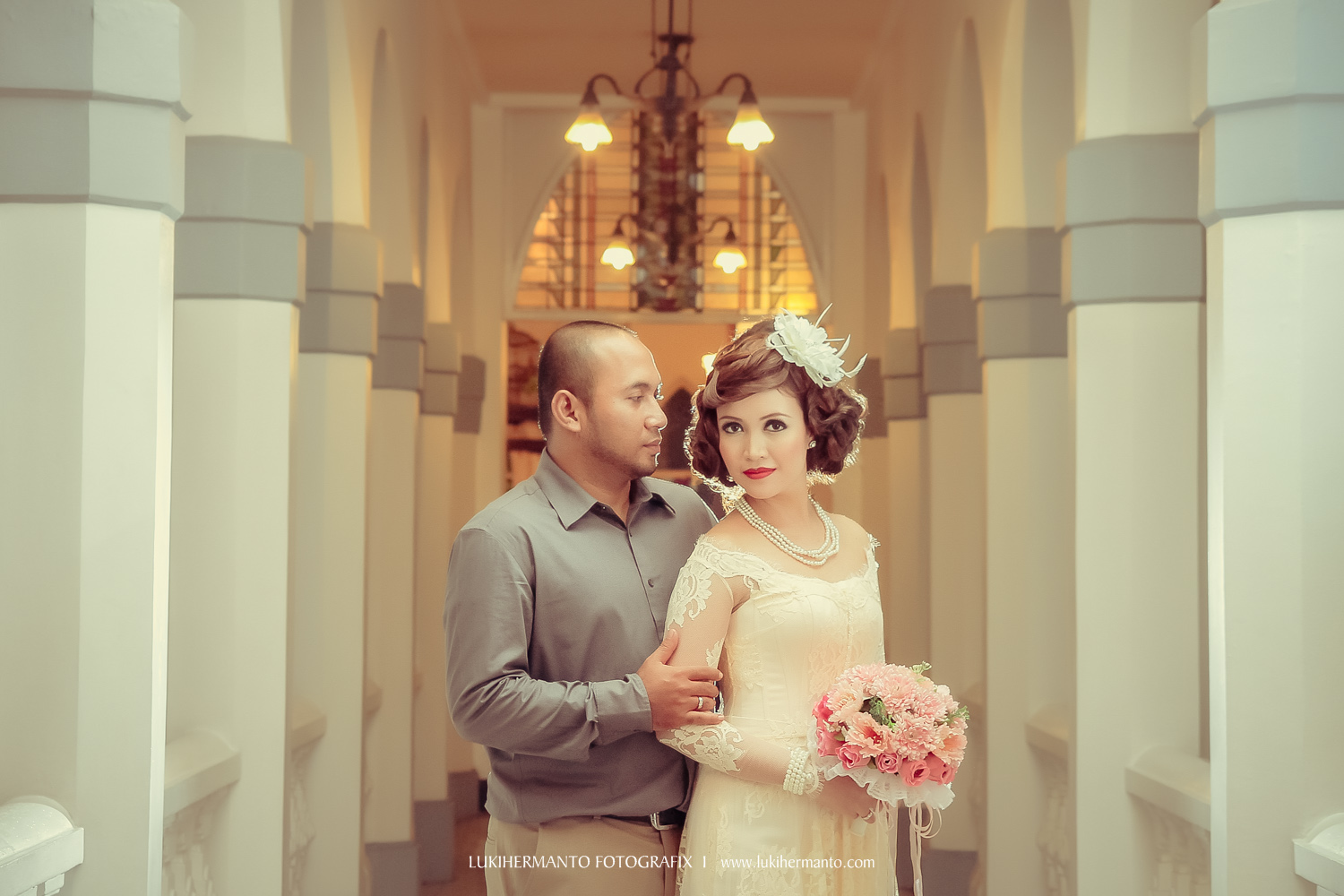 prewedding elegan romantis