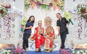 jasa fotografer wedding