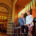 Foto prewedding kebaya simple di HOS surabaya